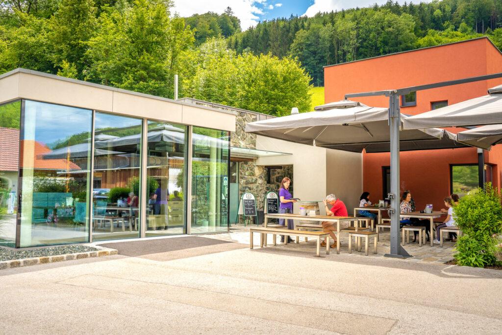 Lounge - Außenbereich